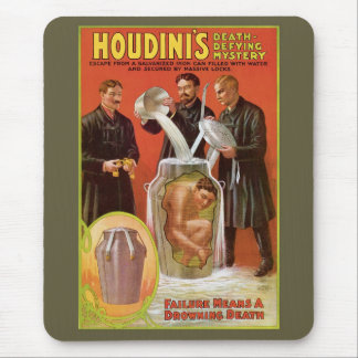 Houdini Milch-Dose Mauspads