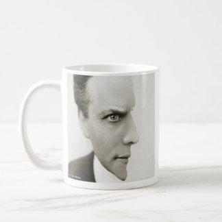 Houdini optische Täuschung Kaffeetasse