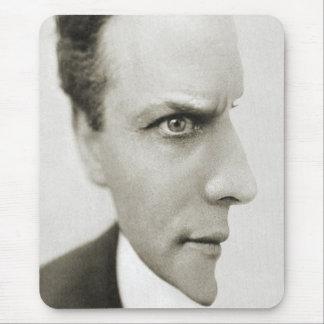 Houdini optische Täuschung Mauspad