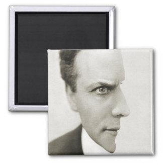 Houdini optische Täuschung Quadratischer Magnet