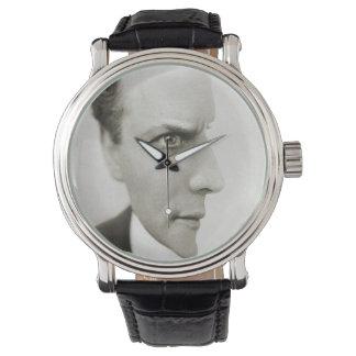 Houdini optische Täuschung Uhr