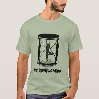Hourglass - Inspirational Yoga-T - Shirts