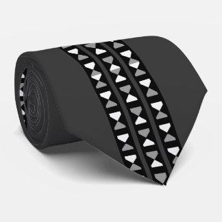 Hourglass-Mode-Krawatte für Krawatte
