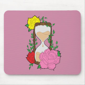 Hourglass Mousepad