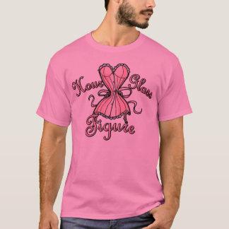 Hourglass-Zahl T-Shirt