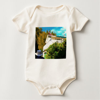 House See Osceola Baby Strampler