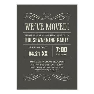 Housewarming-Party lädt ein