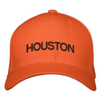 Houston-Kappe Bestickte Baseballkappe