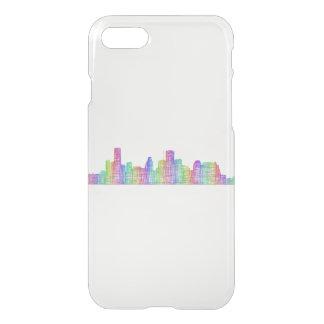 Houston-Stadt-Skyline iPhone 8/7 Hülle