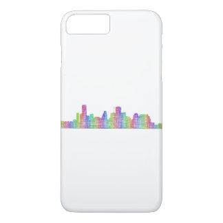 Houston-Stadt-Skyline iPhone 8 Plus/7 Plus Hülle