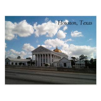 Houston, Texas: La Luz Del Mundo Postcard Postkarte