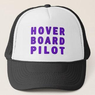 Hoverboard Pilot Truckerkappe