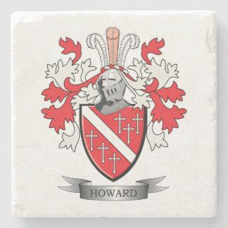 Howard-Wappen Steinuntersetzer