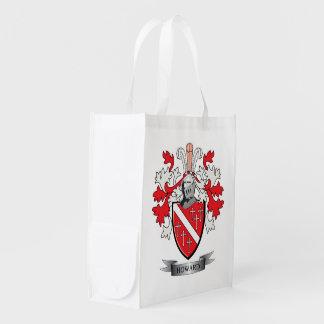 Howard-Wappen Wiederverwendbare Einkaufstasche