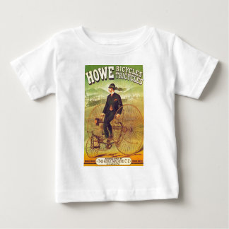 Howe Bicycle Company Baby T-shirt