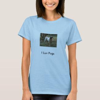 HPIM1113, Möpse I Luv T-Shirt