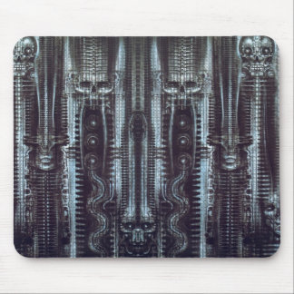 hr_giger_newyorkcity_XI_exotic-corrected-tiled Mousepad