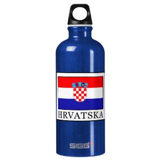Hrvatska Aluminiumwasserflasche