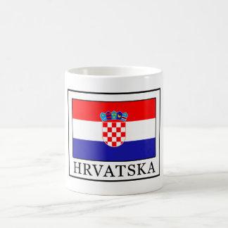 Hrvatska Kaffeetasse