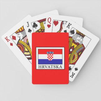 Hrvatska Spielkarten