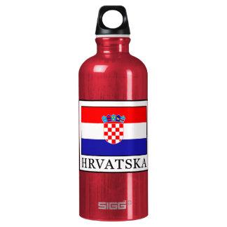Hrvatska Wasserflasche