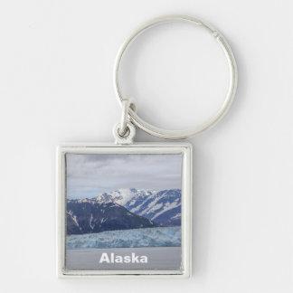 Hubbard Gletscher Schlüsselanhänger