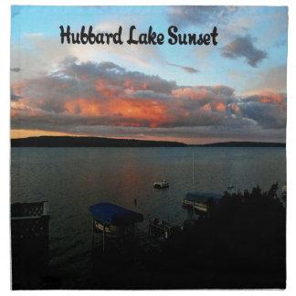 Hubbard Michigansee Stoffserviette