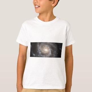 Hubble galaktisches Bild auf jeden Tagesprodukten T-Shirt