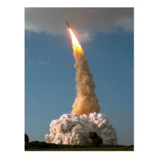 Hubble Teleskopprodukteinführung Postkarten