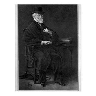 Hubert George de Burgh-Einmachen Postkarte