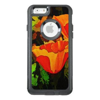 Hübsch als Mohnblume OtterBox iPhone 6/6s Hülle