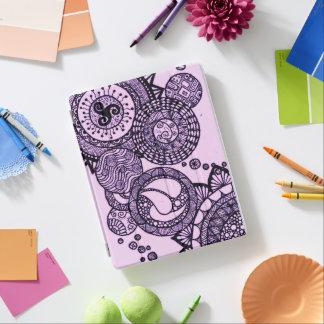 Hübsch in Lila iPad Smart Cover
