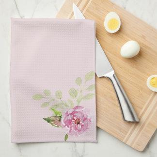 """Hübsch in rosa Küchen-Tuch 16"""" x 24"""" Geschirrtuch"""