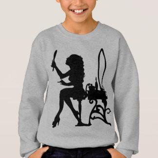 Hübsch ist, wie hübsch tut sweatshirt