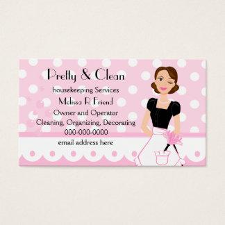 Hübsch und sauber visitenkarten