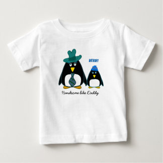 Hübsch wie Vati-Name-WeihnachtsT - Shirts