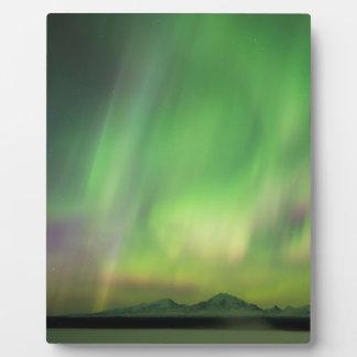 Hübsche Aurora Fotoplatte
