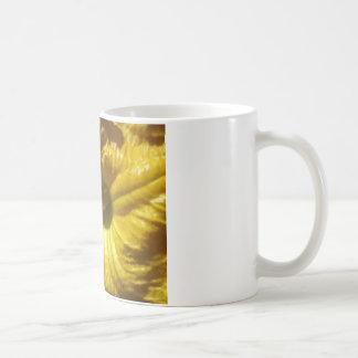 Hübsche Kürbis-Blumen-Kaffee-Tasse Kaffeetasse