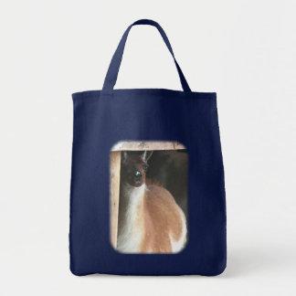 Hübsche Lama-Vieh-Taschen-Tasche Tragetasche