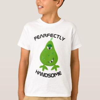 HÜBSCHE Monster-Birne T-Shirt
