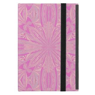Hübsche Orchideen-lila schöne abstrakte Blume iPad Mini Schutzhülle