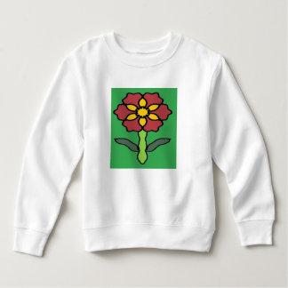 Hübsche Poinsettia Sweatshirt