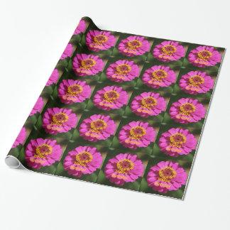 Hübsche, rosa Blüte, Geburtstag Geschenk-Papier Geschenkpapier