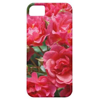 Hübsche rosa Rosen drucken kaum dort Kasten iPhone 5 Case