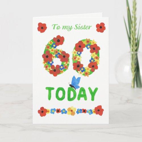 Bunte Einladungen Geburtstag 60 Online Selbst Gestalten Mit
