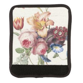 Hübscher Blumenstrauß Koffergriffwickel