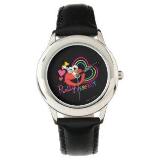 Hübscher Elmo vervollkommnen Armbanduhr