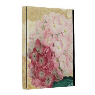 Hübscher Hydrangea mit Blumen
