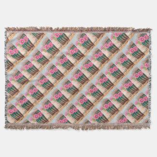 hübscher Kaktus Decke