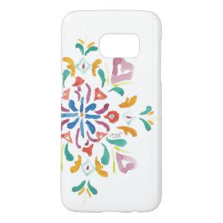 Hübscher Kasten Muster-Samsungs-Galaxie-S7 kaum